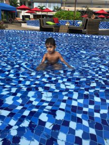 Kids pool at Amari Galle Sri lanka