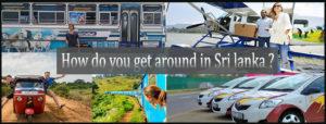 Travel by train in Sri lanka