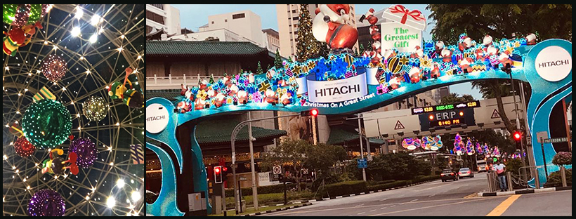 Christams in Singapore