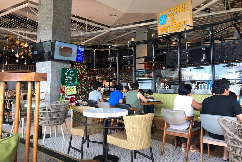 Food Studio at Colombo City Centre
