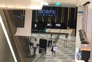 Scope Cinema -  Colombo City centre