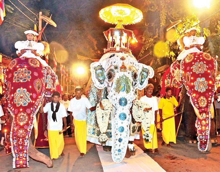 Gangarama Navam Perahara