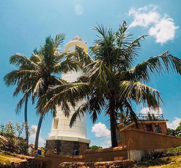 Light House at galle fort